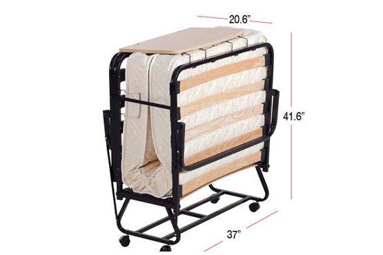 מאוד מיטת אירוח מתקפלת אומגה - רהיט פלוס WZ-49