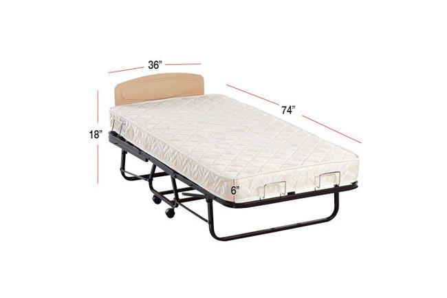 מקורי מיטת אירוח מתקפלת אומגה - רהיט פלוס QJ-04